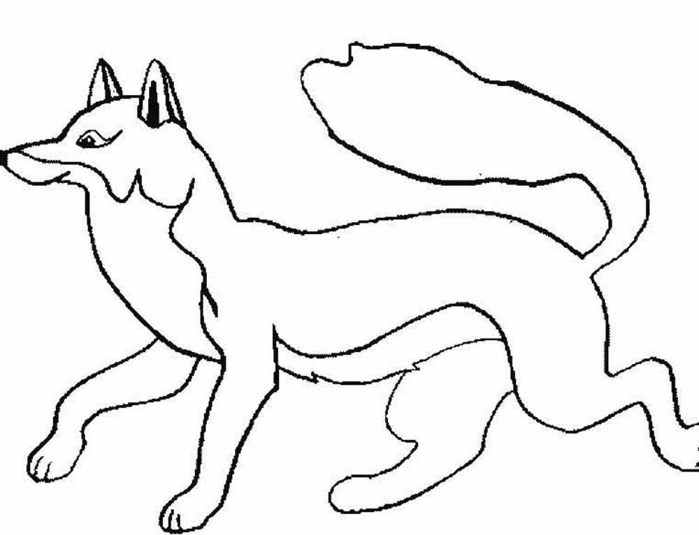 Desenhos de Raposas para colorir. Imprima gratuitamente. 90 imagens