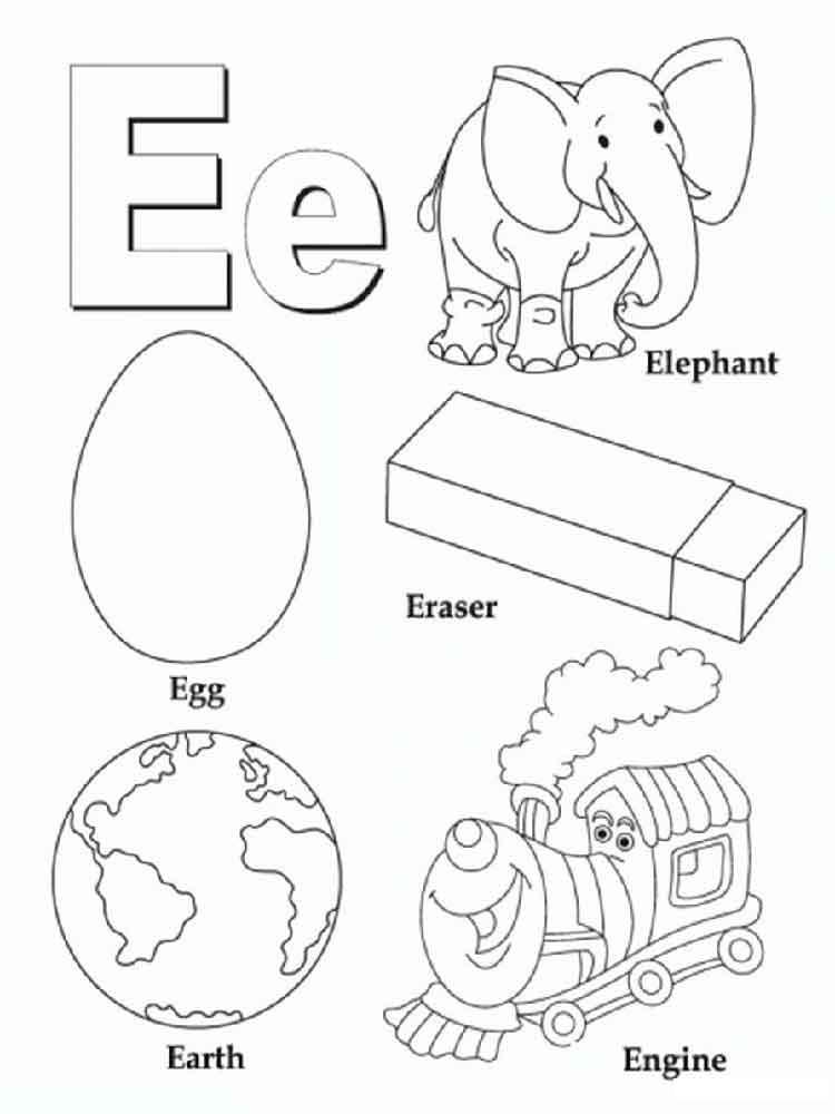 Letras Inglesas Livros De Colorir Para Estudar O Alfabeto Ingles