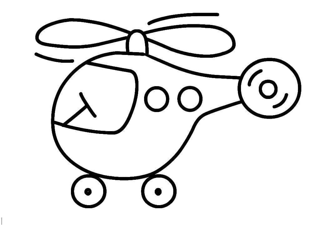 Malvorlagen für Kinder von 2 bis 3 Jahren. Herunterladenoder online drucken!