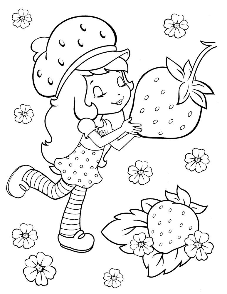 Раскраски для девочек 5 лет. Распечатайте бесплатно!