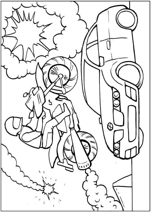 Pagine da colorare per ragazzi di sette anni. Stampa gratis online!