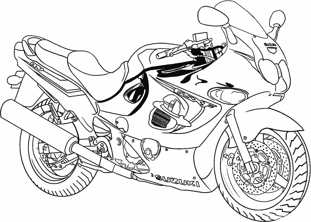 Coloring Pages For Seven-Year-Old Boys. Print Them Online ...