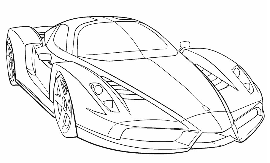 Coloring Pages For Seven-Year-Old Boys. Print Them Online For Free!