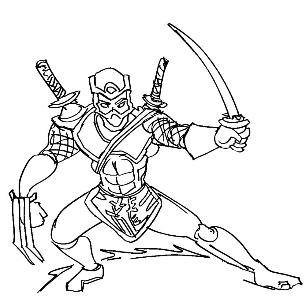 Coloring Pages For Seven Years-Old Boys. Print Online for Free!