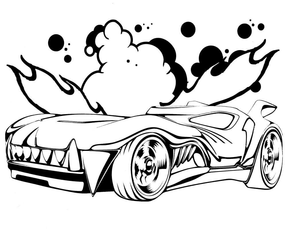 Машинки, раскраски для мальчиков. Распечатать онлайн можно ...