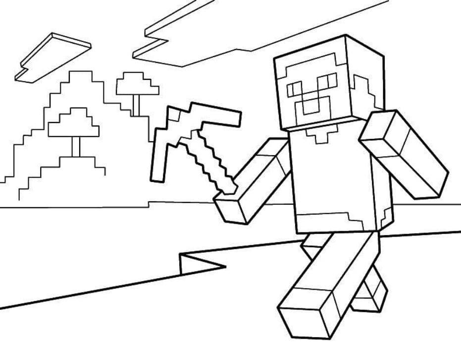 картинки майнкрафт скины раскраски музея представлена как