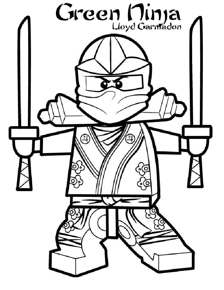 - Ninjago Coloring Pages 100 Images Free Printable