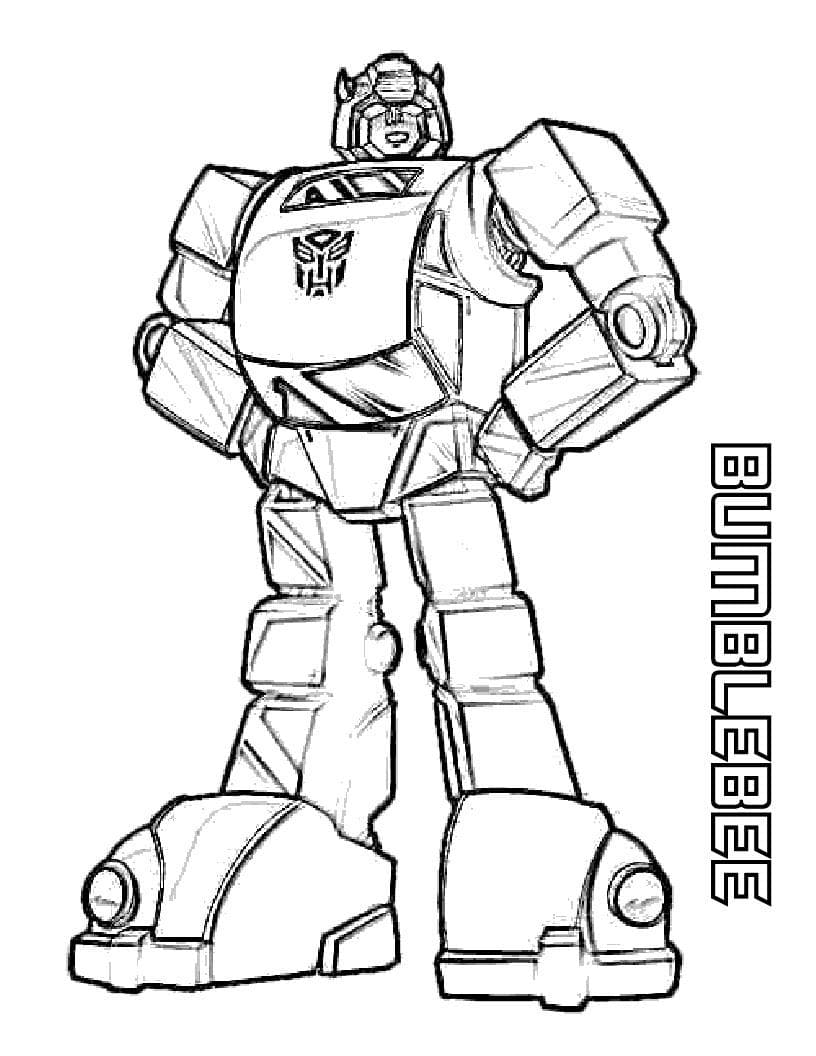 Transformers Coloring Pages. Print or Download for Free for Your Boys!