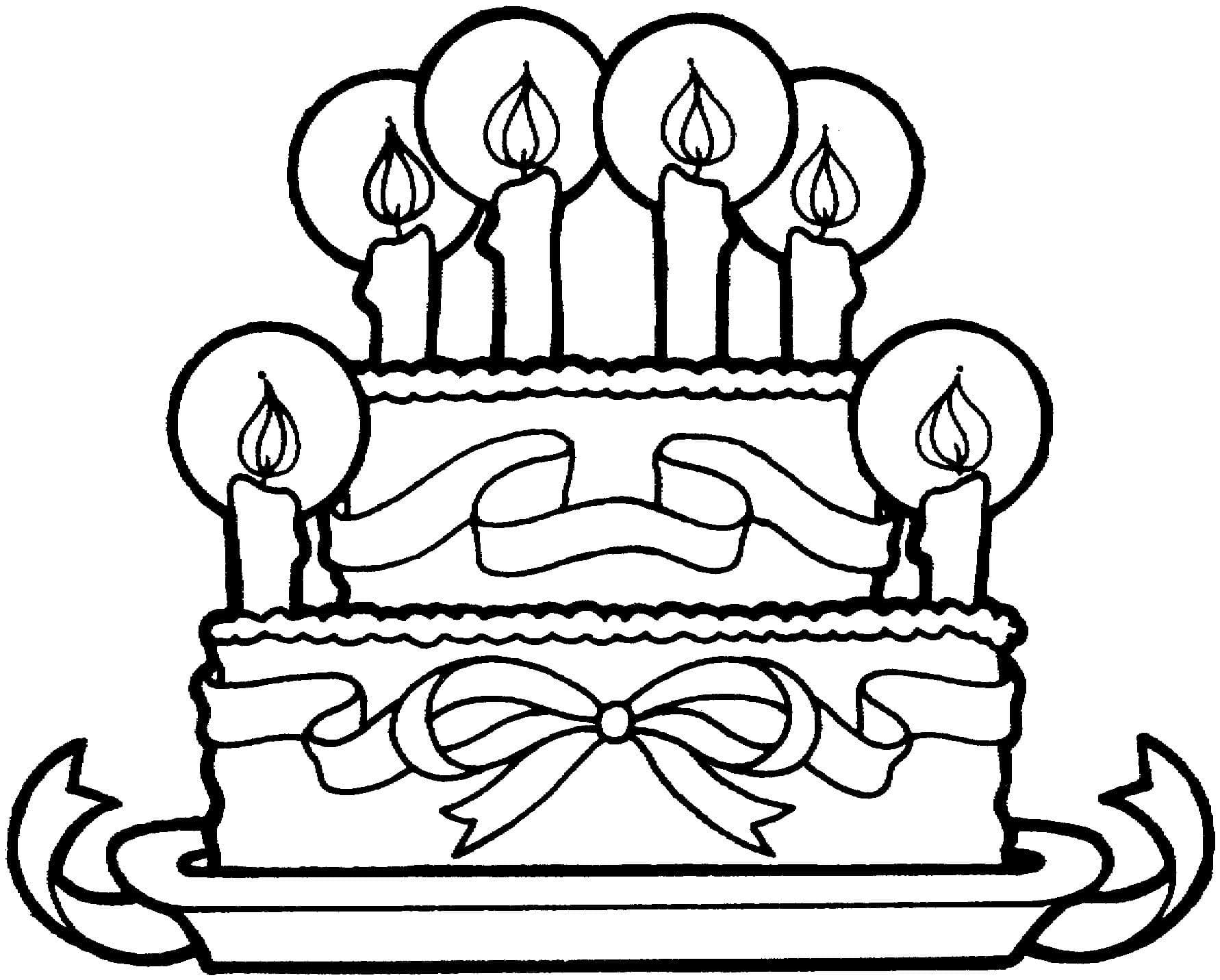 Открытки раскраска с днем рождения, поздравлением лет